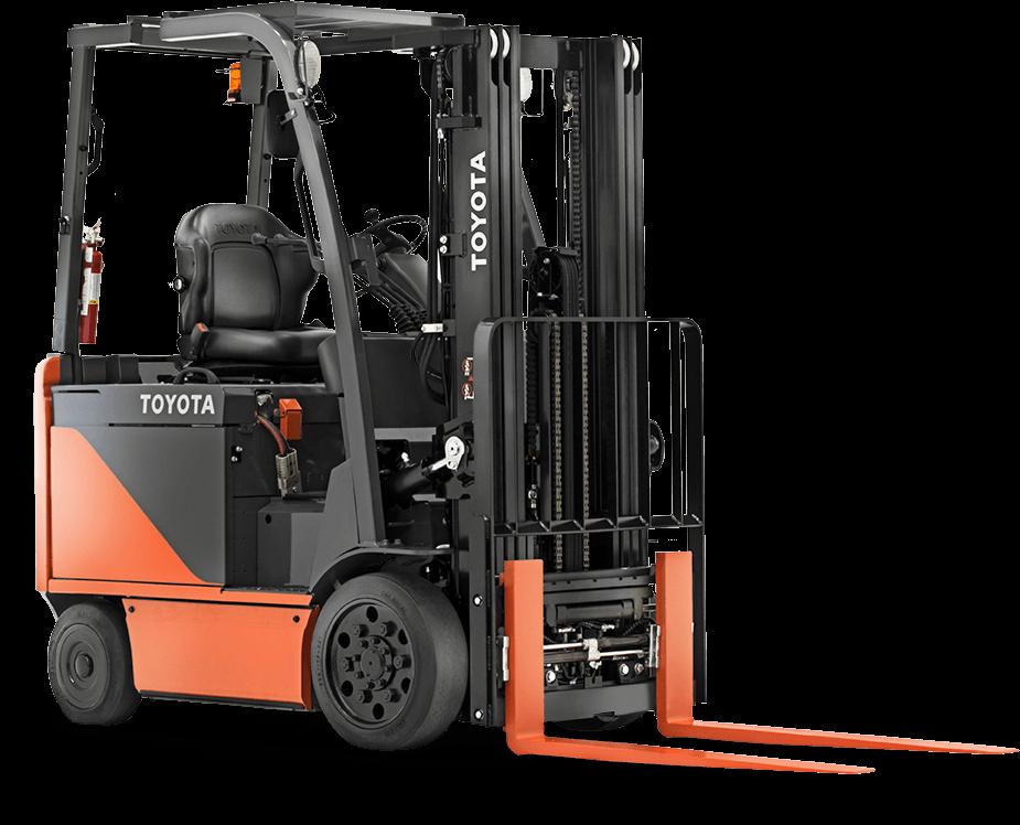 New, 2020, Toyota Industrial Equipment, 8FBCU25, Forklifts / Lift Trucks