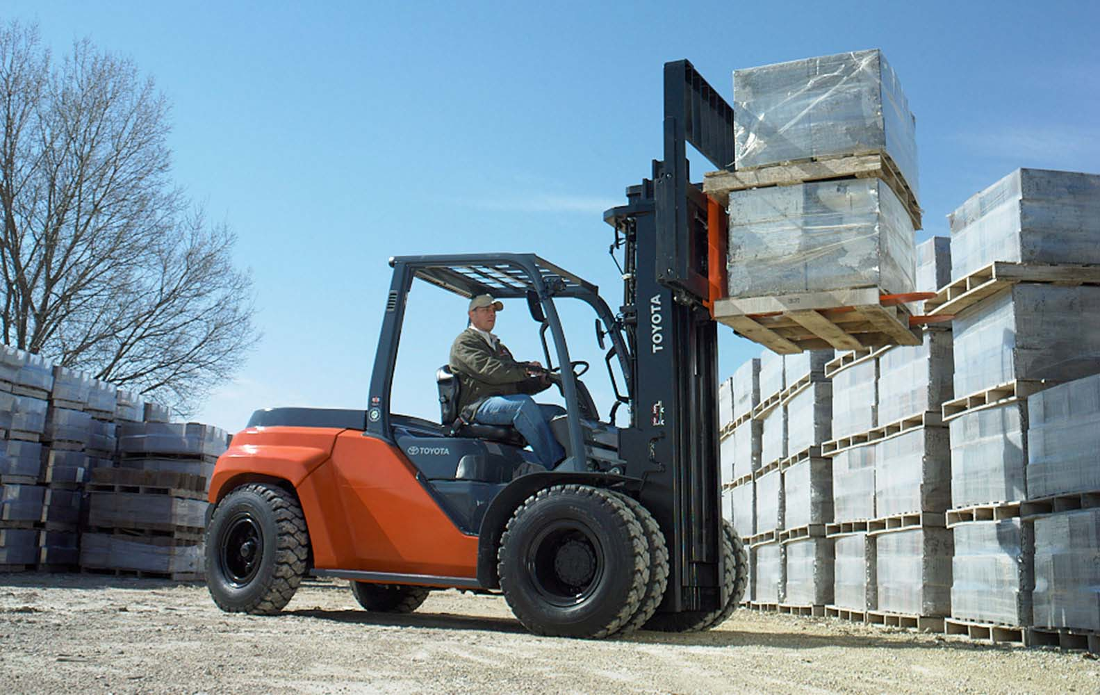 3 Reasons Your Forklift May Be Overheating | Toyota Forklifts
