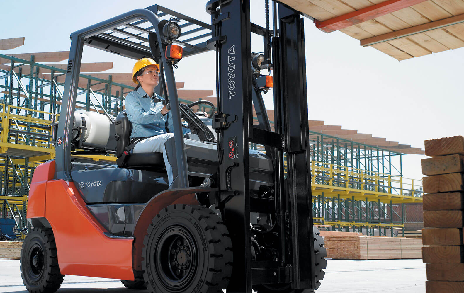 First-Time Forklift Buyers: A Guide to Buying the Best Forklift | Toyota  Forklifts