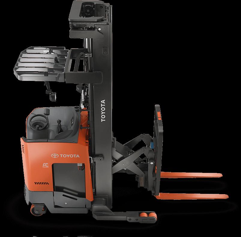 New, 2021, Toyota Industrial Equipment, 9BRU23, Forklifts / Lift Trucks